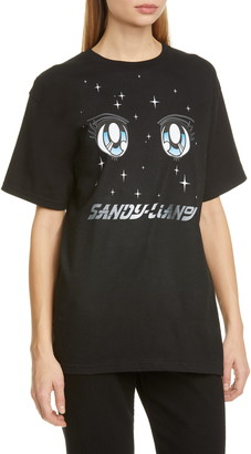 Sandy Liang Anime Graphic Tee