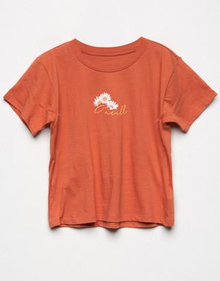 O'Neill Wild Flower Girls T-Shirt