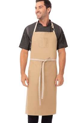 Chef Works Austin Chefs Bib Apron (ABCCD006)