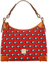 Dooney & Bourke Georgia Bulldogs NCAA Hobo Bag