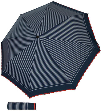 Shelta Manual Mini Maxi Black Frame And Handle Umbrella