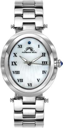 Women's South Sea Swarovski Crystal Bracelet Watch, 30.75mm