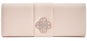 Giani Bernini Logo Ribbon Clutch, Created for Macy's