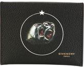Givenchy Monkey Brothers cardholder - men - Cotton/Polyester/Polyurethane - One Size