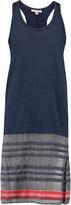 Lemlem Rita gauze-paneled slub cotton dress