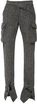 MONSE Herringbone Cargo Pant