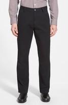 Cutter & Buck Men's Big & Tall Beckett Straight Leg Washed Cotton Pants