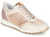 Tosca DIASPRO women's Shoes (Trainers) in Pink
