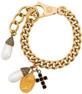 Dolce & Gabbana multi-charm bracelet
