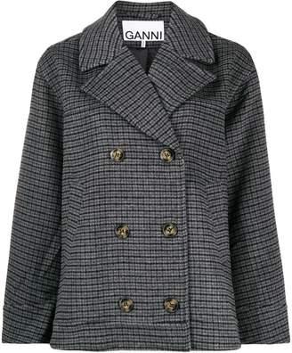 Ganni oversized jacket