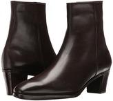 Gravati Leather Ankle Boot Women's Dress Zip Boots