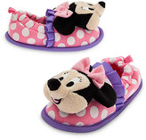 Disney Minnie Mouse Happy Helpers Plush Slippers for Kids
