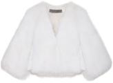 Pologeorgis The Grace White Jacket