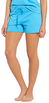 Lauren Ralph Lauren Brushed Terry Sleep Shorts