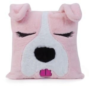 OMG Accessories Dog Critter Fluffy Pillow