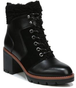 Naturalizer Val Waterproof Lug Sole Booties Women's Shoes