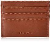 Cole Haan Men's Veg Leather East West Credit Card Case