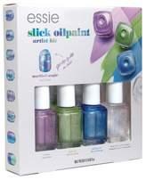 Essie R) 'Slick Oil Paint' Mini Four-Pack