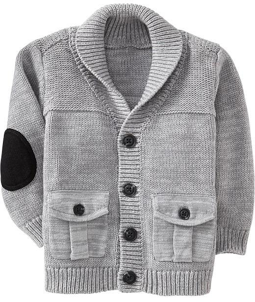 Old Navy Shawl Collar Cardigans for Baby
