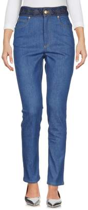 Alexander McQueen Denim pants