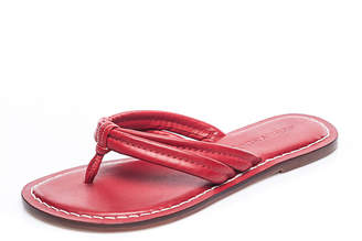 Bernardo Miami Leather Slide Sandals