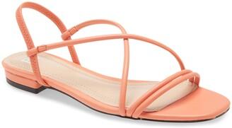 BP Fiona Strappy Flat Sandal