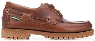 Sebago Acadia lace-up loafers