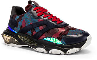 Valentino Low-Top Sneaker in Multi | FWRD