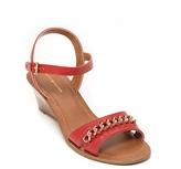 Tommy Hilfiger Final Sale-Braided Chain Wedge Sandal
