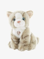 Vertbaudet Miaowing Plush Kitten Soft Toy