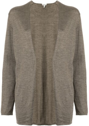 Hermes Pre-Owned open front cardigan