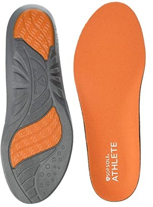 Sof Sole Athlete Insole R9 (Multi) Women's Insoles Accessories Shoes
