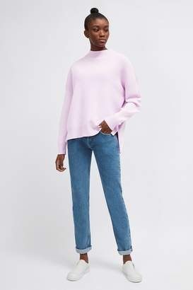 French Connection Madison Knit High Neck Jumper
