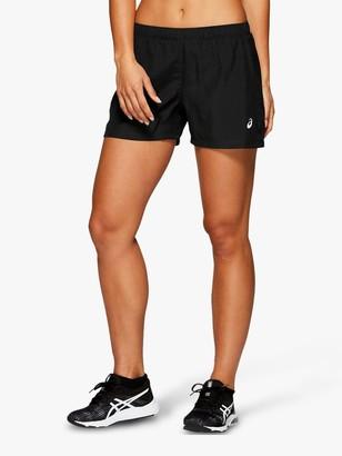 Asics 4 Running Shorts, Performance Black
