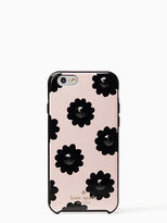 Kate Spade Jeweled brush floral iphone 6 case