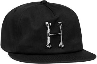 HUF Embroidered Snapback Hat