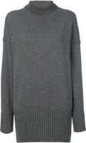 Dolce & Gabbana Turtle Neck Wool Sweater