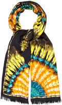 Hermes Brazil Cashmere Silk Stole