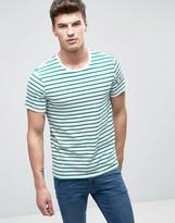 Benetton T-Shirt In Stripe