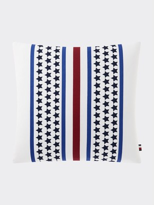 Tommy Hilfiger Stars And Stripes Decorative Pillow
