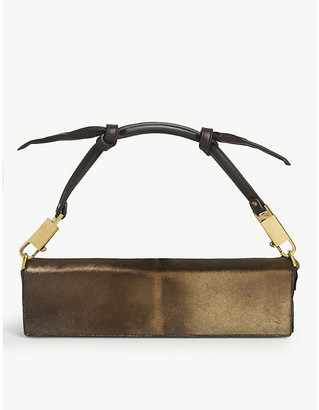 Rick Owens Demi clutch bag
