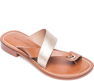 Bernardo Leather Sandals - Tia