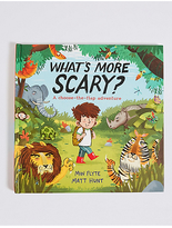 Marks and Spencer What's More Scary? Book