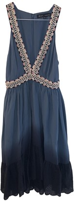 Barbara Bui Blue Silk Dresses