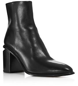 Alexander Wang Women's Anna Leather Booties