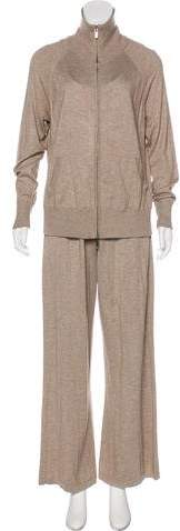 148 Casual High-Rise Pant Set