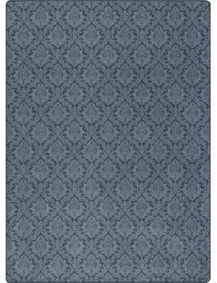 Charlton Home Tinsman Geometric Tufted Regal Blue Area Rug Rug Size Rectangle 5 4 X 7 8 Shopstyle