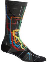 Ozone Men's Vignelli Diagram Socks (2 Pairs)