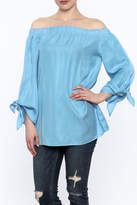 Do & Be Soft Blue Long Top