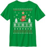 Fifth Sun Kelly Mario Star Sweater Tee - Youth